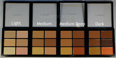 Mac Pro Conceal And Correct Palette New Various Shades Grab A Bargain 6G