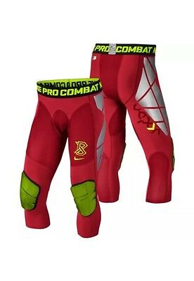 Nike Pro Combat Hyperstrong Compression Baseball Slider Tights *NWT*