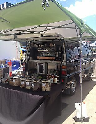 Mobile Coffee Van Negotiable