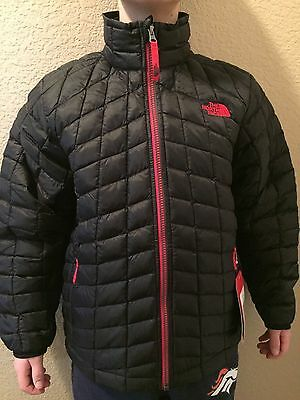 The North Face Boys' Full Zip Thermoball Jacket S M