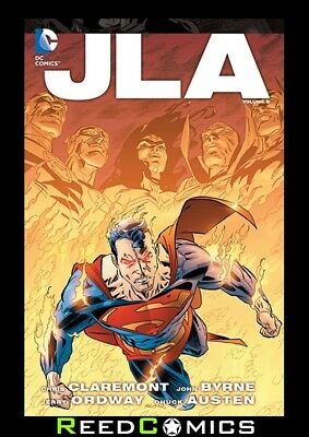 JLA VOLUME 8 GRAPHIC NOVEL Paperback Collects #94-106 JUSTICE LEAGUE OF AMERICA