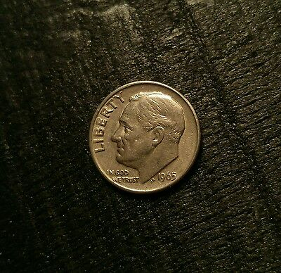 Usa American Coins Dime 10 Cent Roosevelt (777)