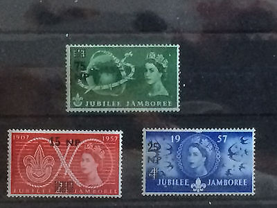 Jubilee Jamboree England Grandbritain Special edizion 1957 very nice see scan