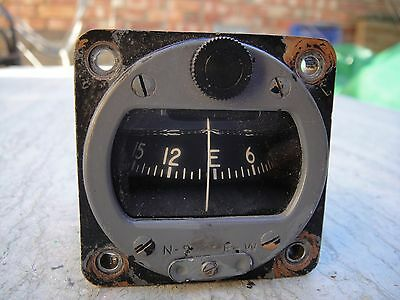 American 1979 Compass: Magnetic Pilots Standby Type 1