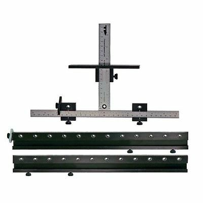 True Position TP1935 Drill Guide Jig+ Extensions as seen in Popular Woodworking