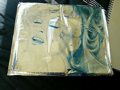 MADONNA SEX BOOK 1992 UK 1st EDITION,0807837, MYLAR COVER & COMIC