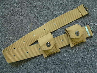 US Army WWI, M 17, Enlisted garrison belt, unused, guaranteed original