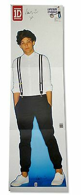 One Direction - Stand Up Louis Cardboard Cut Out Lifesize New Official Poster
