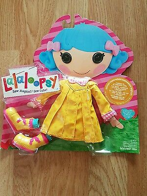 NEW - Large Lalaloopsy Dolls Clothes Set - Outfit with Shoes