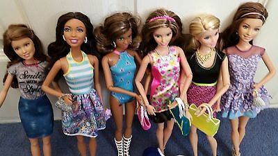 Barbie Style doll bundle with accessories, freshly unboxed