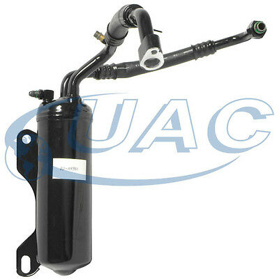 Universal Air Conditioner (UAC) HA 10898C A/C Accumulator with Hose Assembly