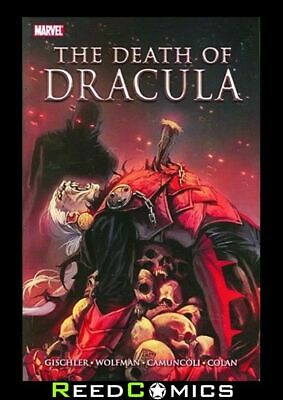 THE DEATH OF DRACULA GRAPHIC NOVEL New Paperback by Gene Colan, Marv Wolfman