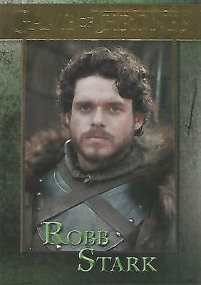 Game of Thrones Season 3 - No. 46 GOLD Parallel Base Card #084/150