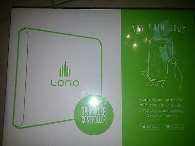 LONO 20 ZONE CONNECTED SMART HOME IRRIGATION SYSTEM/Sprinkle controller LONOSCV1