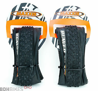 MAXXIS BEAVER EXC MTB Tires (Pair) 29X2.00  New !