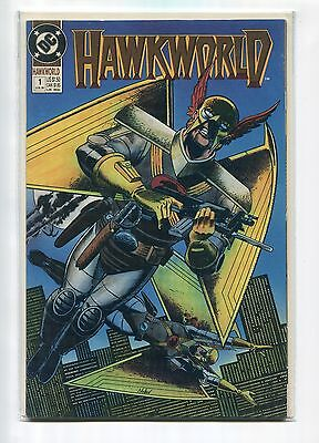 Hawkworld #1 (Jun 1990, DC), VF/NM