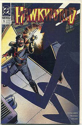 Hawkworld #5 (Oct 1990, DC), VF/NM