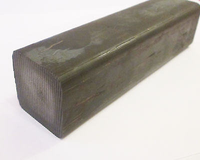"""60mm Square Cast Iron Bar 6"""" long Model engineering supplies/live steam material"""