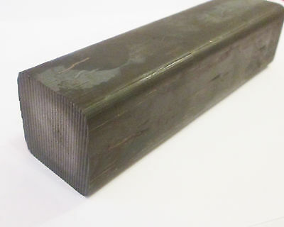 """65mm Square Cast Iron Bar 6"""" long Model engineering supplies/live steam material"""