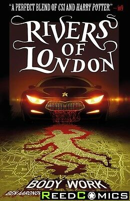 RIVERS OF LONDON VOLUME 1 GRAPHIC NOVEL New Paperback Collect Entire Mini-Series