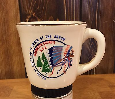 Boy Scout Order Of The Arrow Monmouth Council New Jersey Coffee Mug