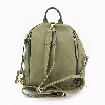 Aurora Concealed Carry Purse Olive Take Responsibility For Yourself