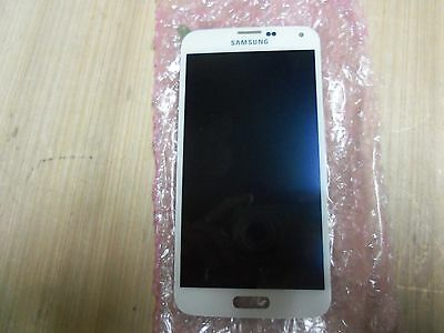 NEW Genuine Samsung Galaxy S5 LCD Display + Touch Screen Digitizer White OEM