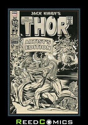 JACK KIRBY MIGHTY THOR ARTIST EDITION HARDCOVER New Hardback