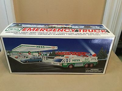 1996 HESS EMERGENCY TRUCK  new