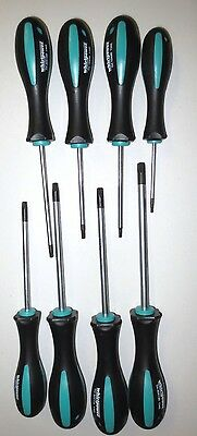 8pc whirl power magnetic torx Head Star screwdriver set H/D