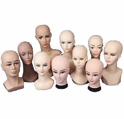 New Hot Mannequins Head Display Hats Wig Mould Show Stand Model Cosmetology