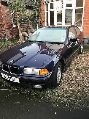e36 BMW 325i Coupe 1993 with 64k miles! NO RUST!