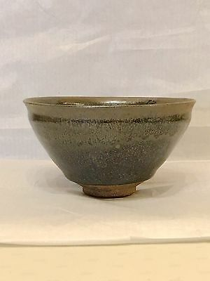 "A Song Dynasty ""Jian ware"" Hare's Fur Black Glazed Tea Bowl (A.D.960-1279)"