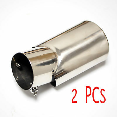 Stainless Steel Exhaust Tail Pipe Tip tailpipe For Land Range Rover Sport Diesel