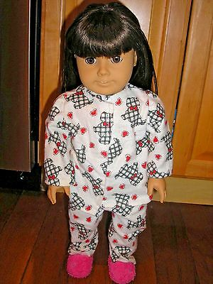Vintage Retired Pleasant Company American Girl Samantha Doll
