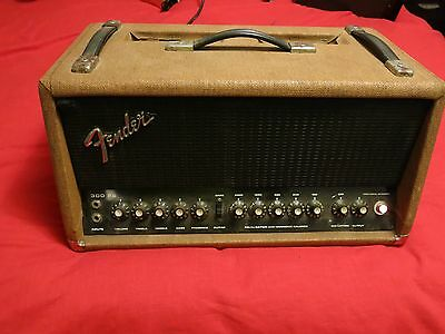 Vintage Fender 300 PS Guitar and Bass Amp  RARE!!!