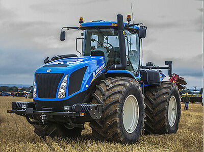 New Holland Tn75 Top Speed