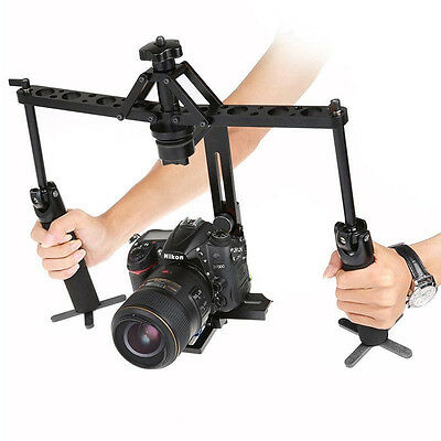 Pro Video Handheld Mechanical Stabilizer Steadycam for Camera DV Camcorder DSLR