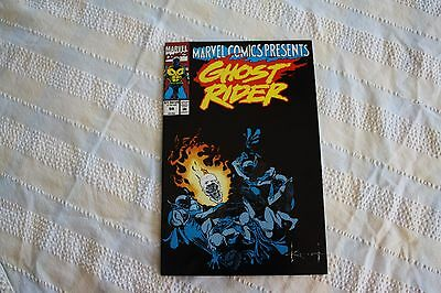 Marvel Comics, Double Cover , Ghost Rider/Wolverine  #98 1992  B115
