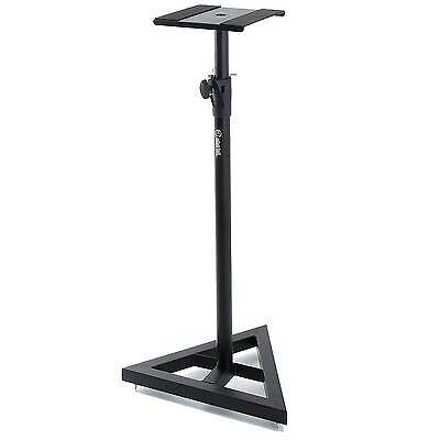 Heavy Duty Studio Monitor / Speaker Stand by Adam Hall - Free UK Delivery