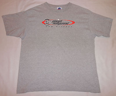 Vintage 1991 Planet Hollywood T Shirt XL Extra Large New Orleans