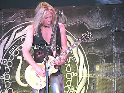 Whitesnake Concert Photo 8X10 Of Doug Aldridge