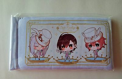 Code Realize Soft Case Sticker Set Lupin Van Victor Impey Saint-Germain EVENT