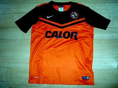 Dundee United 2014-15 YOUTH Large home football shirt soccer jersey 12-13 years