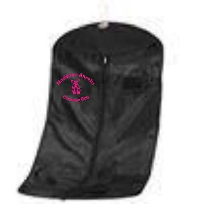 Personalised Costume / Suit Bag Cover