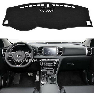 Fit For Kia Sportage 2016 2017 Inner Dashboard Dash Mat DashMat Sun Cover Pad