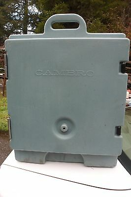 """Cambro 1318MTC110 ?? Camcarrier Food Pan Carrier For Half Size?, NSF 24x16.5x20"""""""