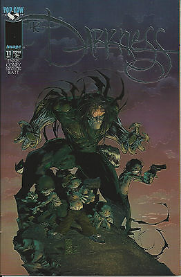 Darkness Vol 1 #11 Jan 98 All 11 Covers Special Silvestri Chromium Top Cow Comic