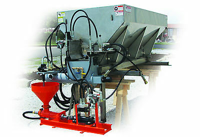 USED Stainless Steel Concrete Leveling Service Unit Equipment Package