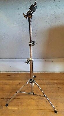 Vintage Pearl Swan Leg Straight Cymbal Stand